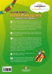 Die Kleine Schnecke Monika Häuschen: Monikas Gartenparty - Auffü