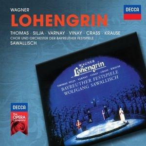 Wagner: Lohengrin (Decca Opera)