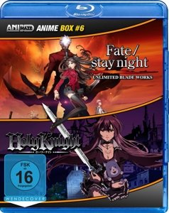 Anime Box 6: Fate / Stay Night, Holy Knight