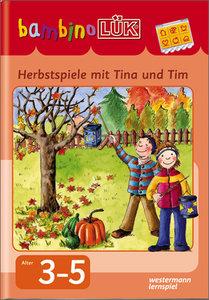bambinoLÜK. Herbst mit Tina und Tim