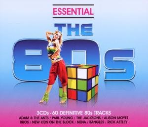 Essential 80s-Classic Eighties Pop And Rock Hits