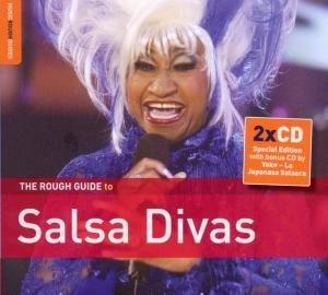 Rough Guide: Salsa Divas (+