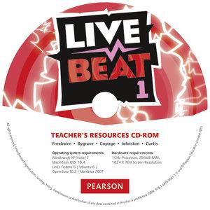 Live Beat 1 Teacher's Resources CD-ROM