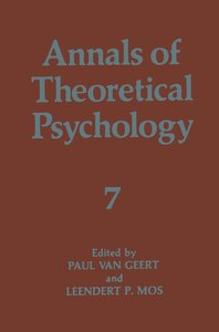 Annals of Theoretical Psychology