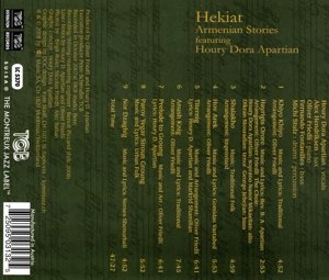Hekiat-Armenian Stories