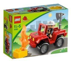 LEGO® Duplo 6169 - Feuerwehr-Hauptmann