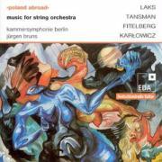 Poland abroad vol.1.Werke für Streichorchester - zum Schließen ins Bild klicken