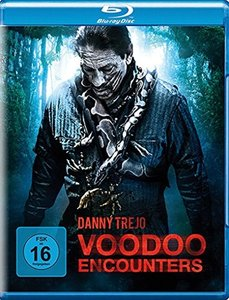 Voodoo Encounters-Blu-ray Disc
