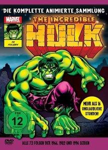 Incredible Hulk-Die komplett