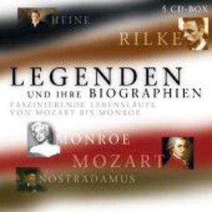Legenden Und Ihre Biographien! Von Mozart-Monroe