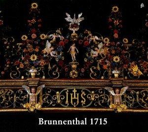 Brunnenthal 1715-Leopold Freundt-Orgel
