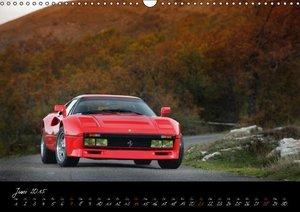 Bau, S: Ferrari 288 GTO (Wandkalender 2015 DIN A3 quer)