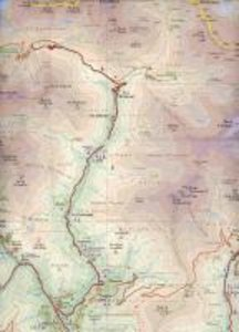 Andorra Travel Reference Map 1 : 40 000