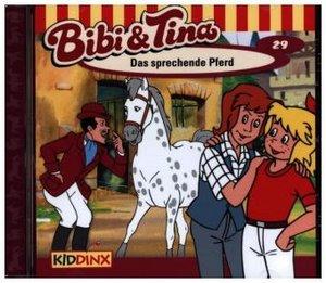Bibi und Tina 29. Das sprechende Pferd. CD