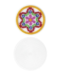 Hama 221 - Steckplatte großer Kreis, rund, 15 cm
