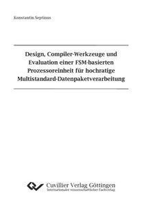 Design, Compiler-Werkzeuge und Evaluation einer FSM-basierten Pr