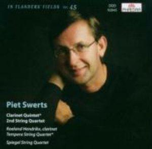 Clarinet Quintet/String Quartet 2