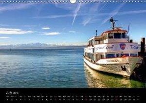 Lake Constance (Wall Calendar 2015 DIN A3 Landscape)