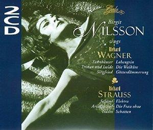Birgit Nilsson Sings Wagner/Strauss