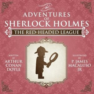 The Red-Headed League - Lego - The Adventures of Sherlock Holmes