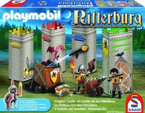 Schmidt 40561 - Playmobil Ritterburg