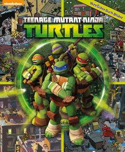 Teenage Ninja Turtles Verrückte Suchbilder