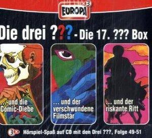 Die drei ??? Box 17. Folgen 49-51 (drei Fragezeichen)