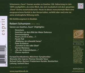 Szenen aus Goethes Faust (Auszüge)