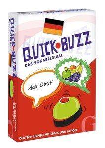 QUICK BUZZ - Das Vokabelduell - Deutsch