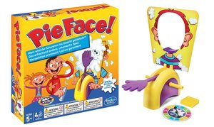 Hasbro B7063100 - Pie Face Spiel, deutsche Version