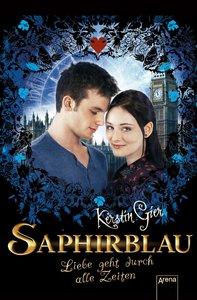 Saphirblau. Liebe geht durch alle Zeiten 02 (Filmausgabe)