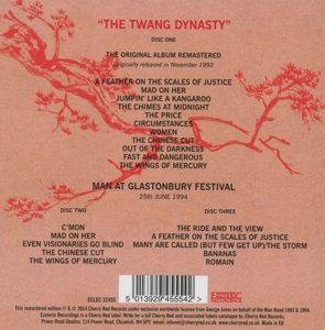 The Twang Dynasty (Deluxe 3CD Expanded Boxset Ed.)