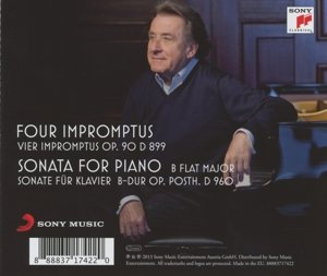 Impromptus D 899,Sonate D 960