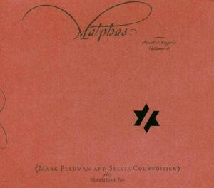 Malphas: Book Of Angels,Vol.3