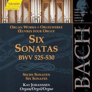 Triosonaten BWV 525-530