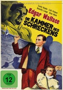 Edgar Wallace-Die Kammer Des Schreckens