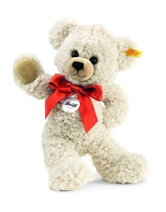 Steiff 111556 - Lilly Schlenker-Teddybär, 28 cm, creme