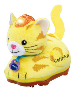 Vtech 80-188804 Tip Tap Baby Tiere - Plüsch-Katze