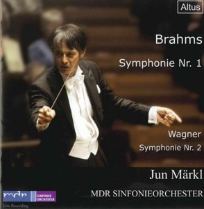 Sinfonie 1 c-moll op.68/Sinfonie 2 in E-Dur