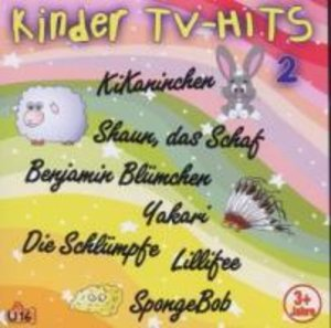 Kinder TV-Hits Vol.2