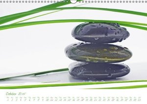 Spa for the Soul (Wall Calendar 2015 DIN A3 Landscape)
