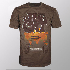 Sound Of Hedonism (Shirt M/Brown)