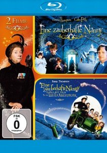 Doppelpack: Eine Zauberhafte Nanny 1+2