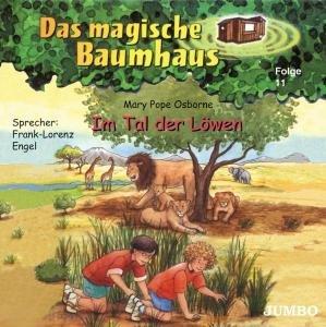Das Magische Baumhaus 11/Löwen,Im Tal Der