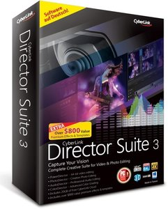 Cyberlink Director Suite 3