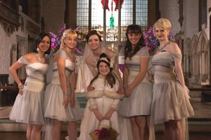 The British Bride-Binde sich wer kann!
