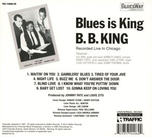 Blues Is King