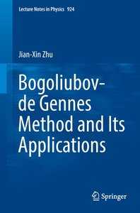 Bogoliubov-de Gennes Method and Its Applications
