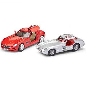 Revell 05716 - Geschenkset: Mercedes Gullwing
