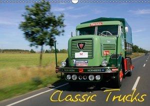 Classic Trucks (Wall Calendar 2015 DIN A3 Landscape)